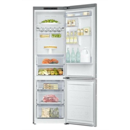 The Samsung RB37J502MSA / EF is one of many energy-efficient refrigerators.
