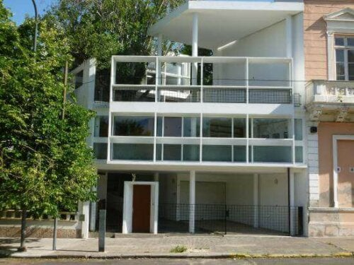 The Curutchet House by Le Corbusier