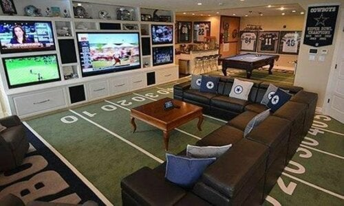 How to Decorate a Games Room for Adults