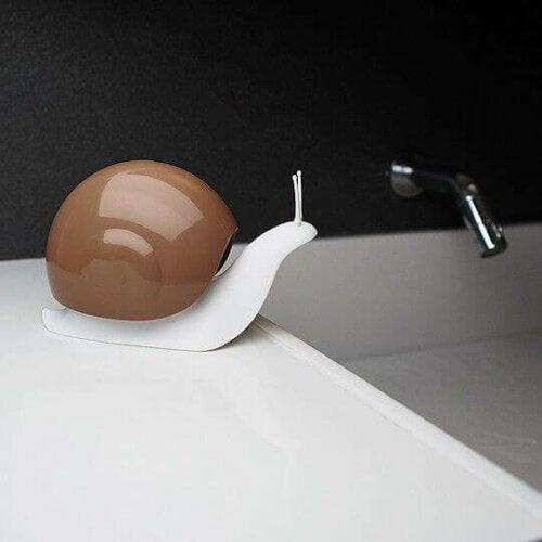 A snail dispenser.