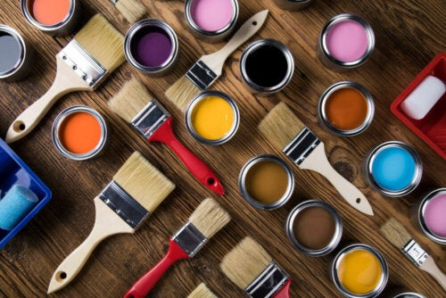 Painted Flooring - A New Trend