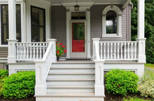 Five Great Benefits of Wooden Porches
