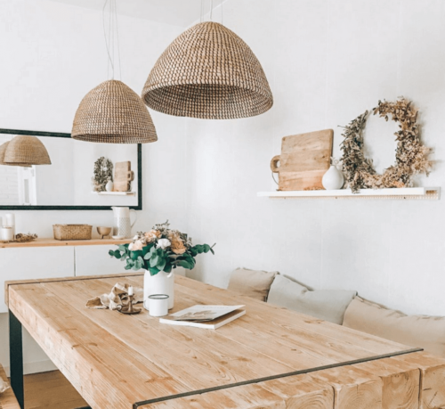The Most Attractive Dining Rooms on Instagram