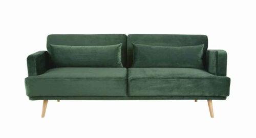 Maisons du Monde has many special sofas.