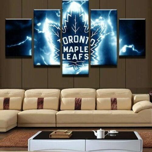 Sports Motifs in Interior Decoration