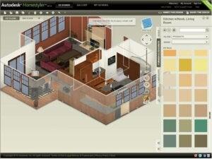 Autodesk app.