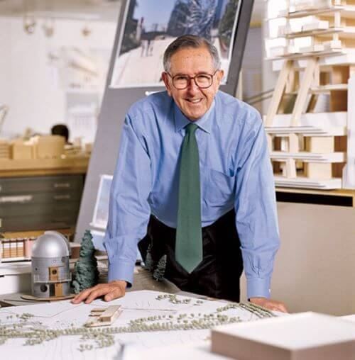 César Pelli and his Importance in Modern Architecture