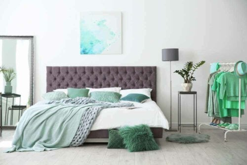 Mint Green - Bringing Peace and Serenity to your Home