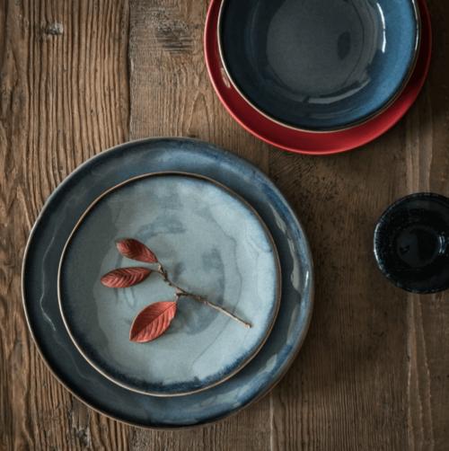 The Maisons du Monde Tokyo tableware set.