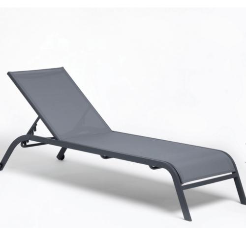 A pool chair.