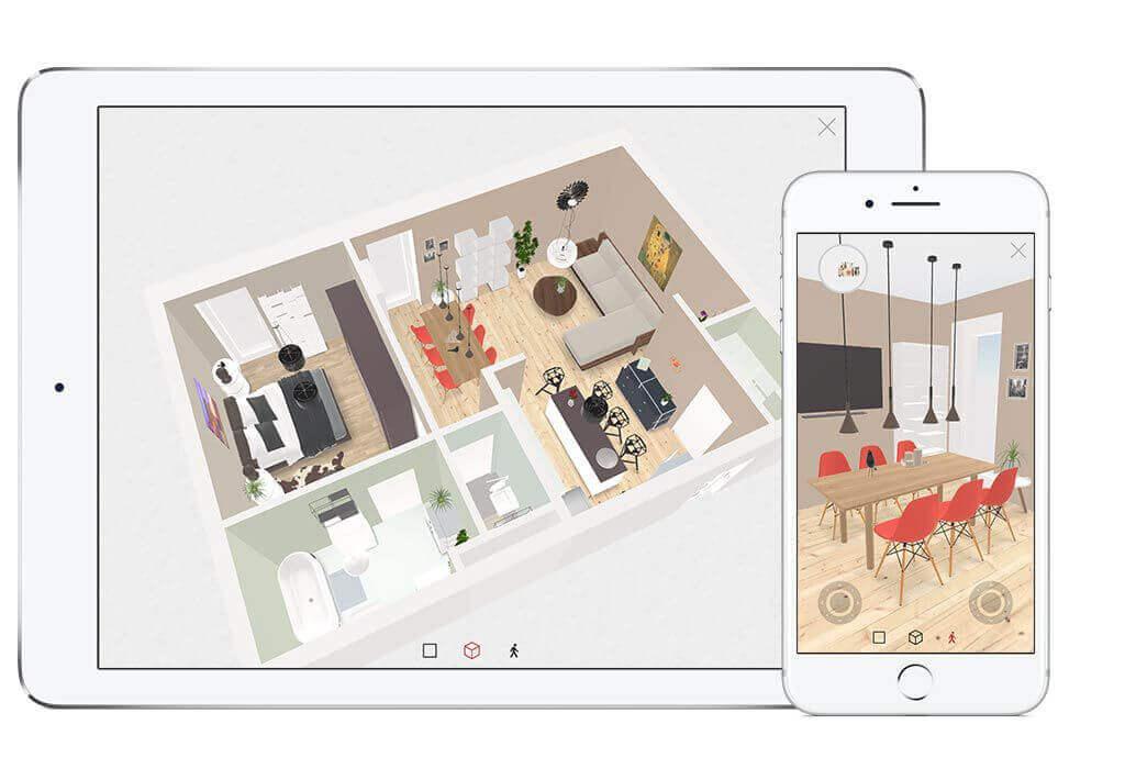 Roomle app.
