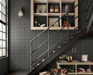 Industrial style loft.