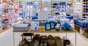 Zara Home store.