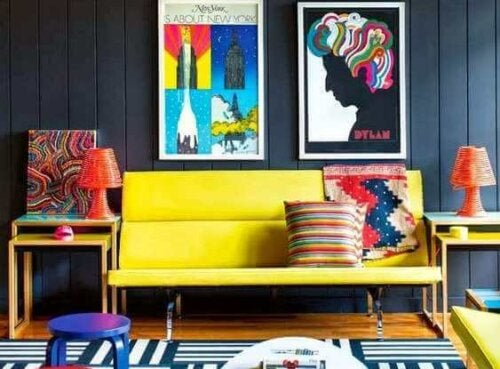 Color Dissonance as a Creative Decor Trend