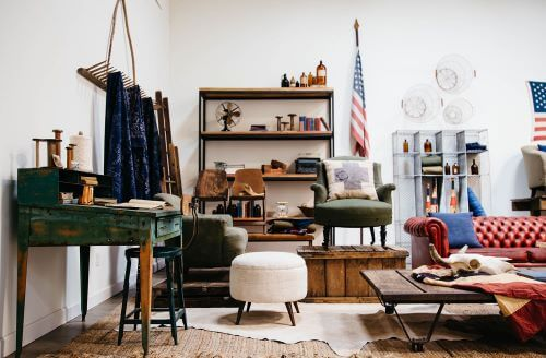 Home Decor in the True Americana Style