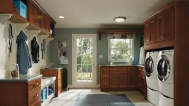 How to Create a Practical Laundry Room