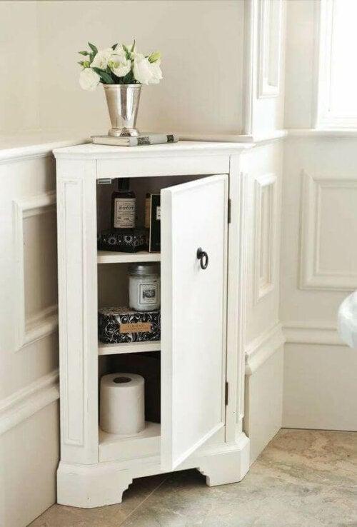 A multipurpose cabinet.