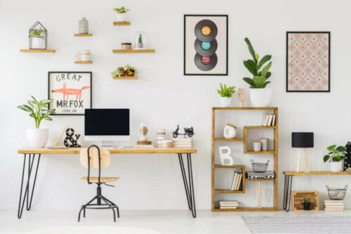 Wooden Shelves - Designs and Formats