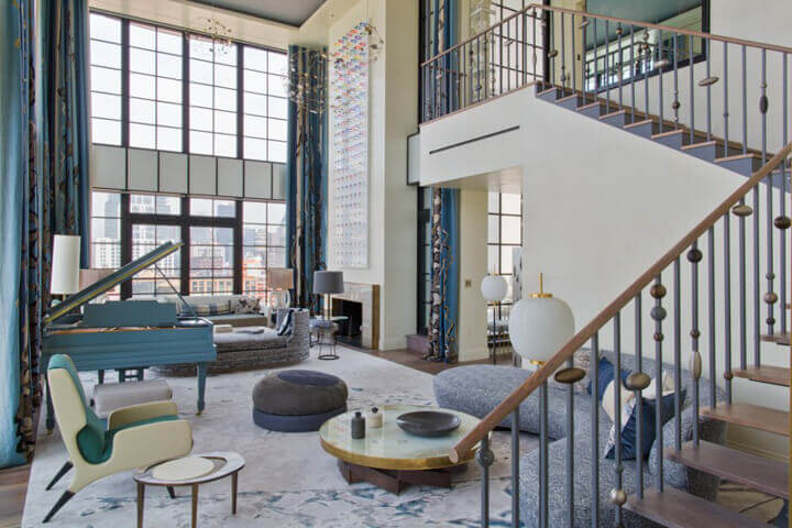 Jean-Louis Deniot is a world-renowned interior designer.