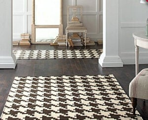 An image representing finding the perfect rug.