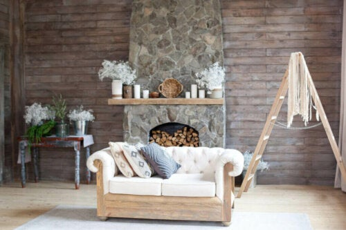 7 New Ways to Modernize a Rustic Look
