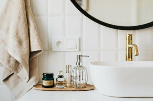 Organizing Your Bathroom Once and For All