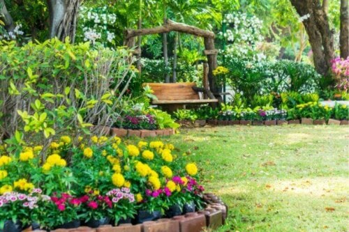 Try These Different Types of Yard Borders