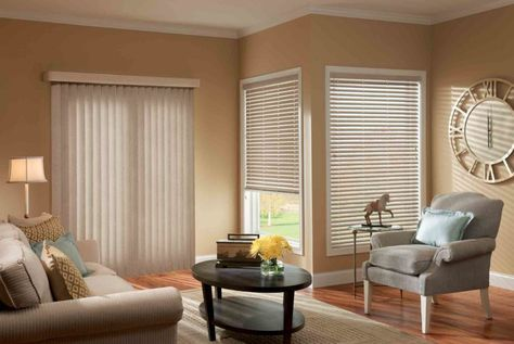 Horizontal and Vertical Blinds for Your Home