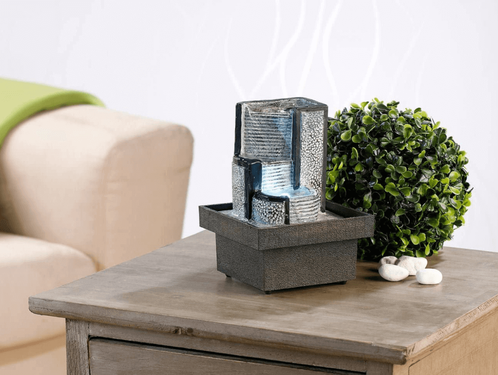 Enhance Your House With An Indoor Water Fountain