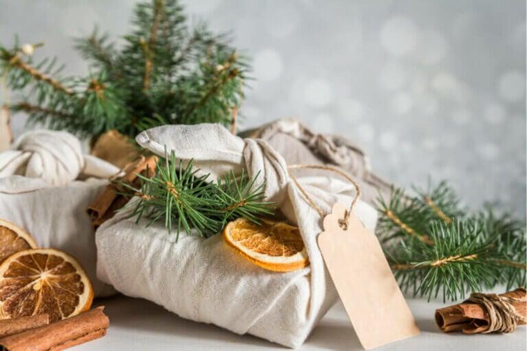 Furoshiki - a Beautiful and Eco-Friendly Way To Wrap Gifts