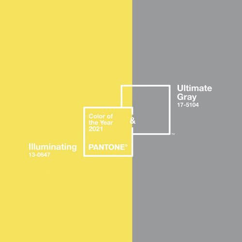 The Pantone Color of the Year 2021