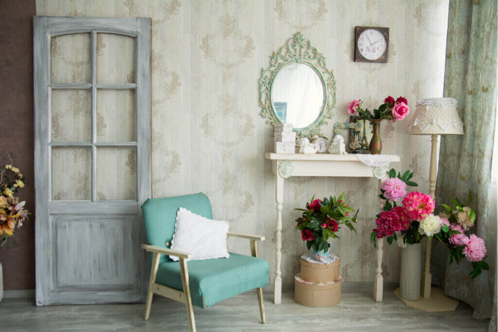 How to Decorate With Things You've Had Forever