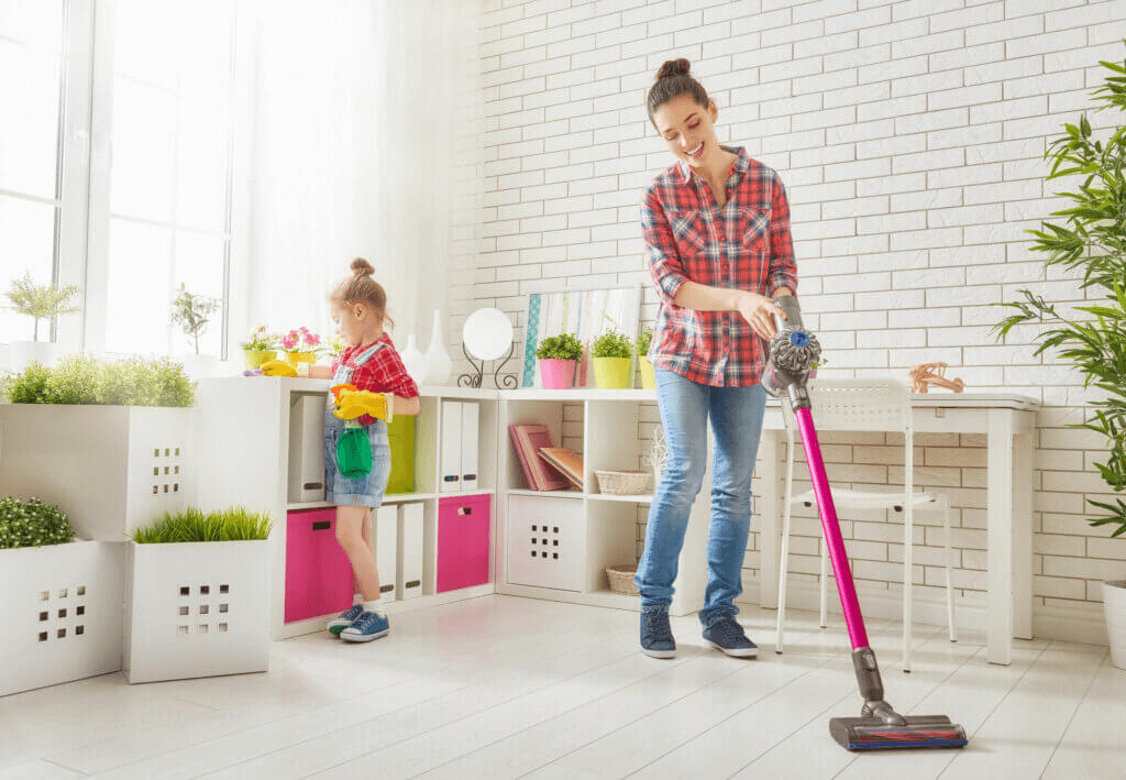 Children Need a Tidying Up Routine