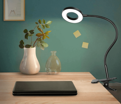 The Portable Flexible Lamp: Comfortable and Functional