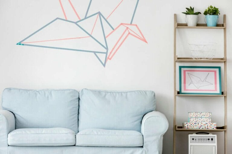 Washi Tape - Easy, Fast and Economical Decoration