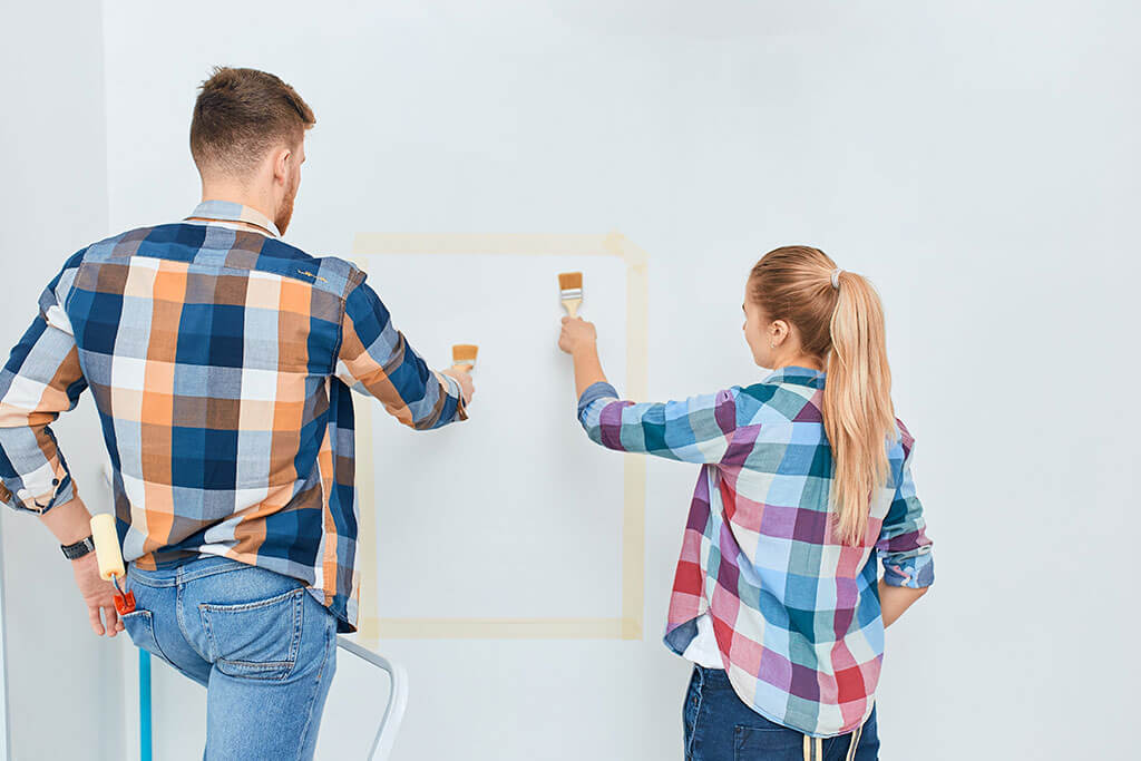 5 Ideas for Painting the Walls of Your Home