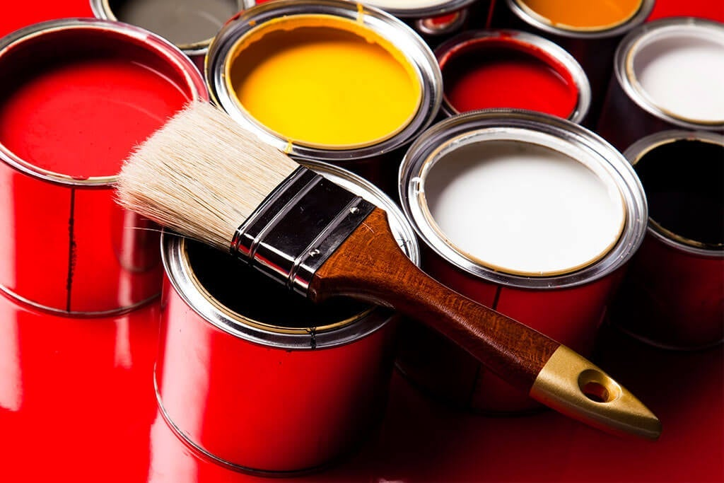 Types of Paint for Each Space in your Home
