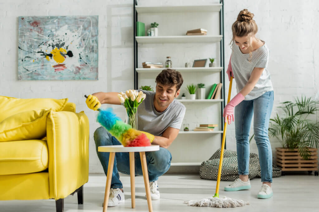 Achieve an Orderly House Throughout The Year
