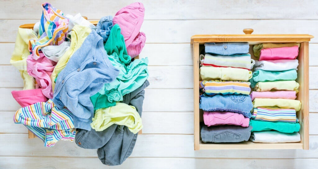 Learn to Organize Your Drawers and Let Order Into Your Home