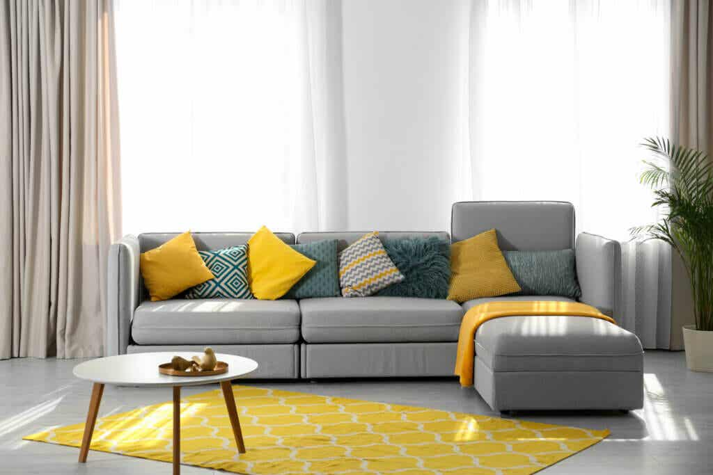 Yellow Rugs and Their Contribution to The Home