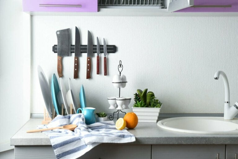 The Dirtiest Places in the Kitchen