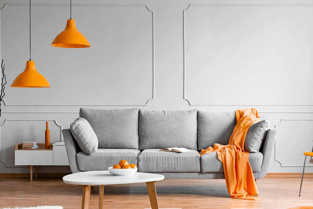 Gray Sofa: Choosing Wall Colors to Match