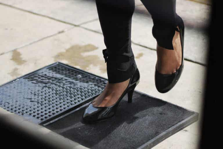 The Disinfectant Mat: A New Trend