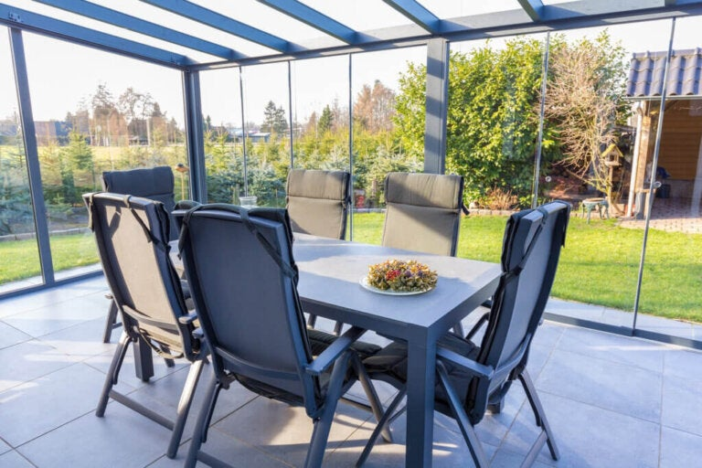 Enclosed Terraces: Essential for Winter
