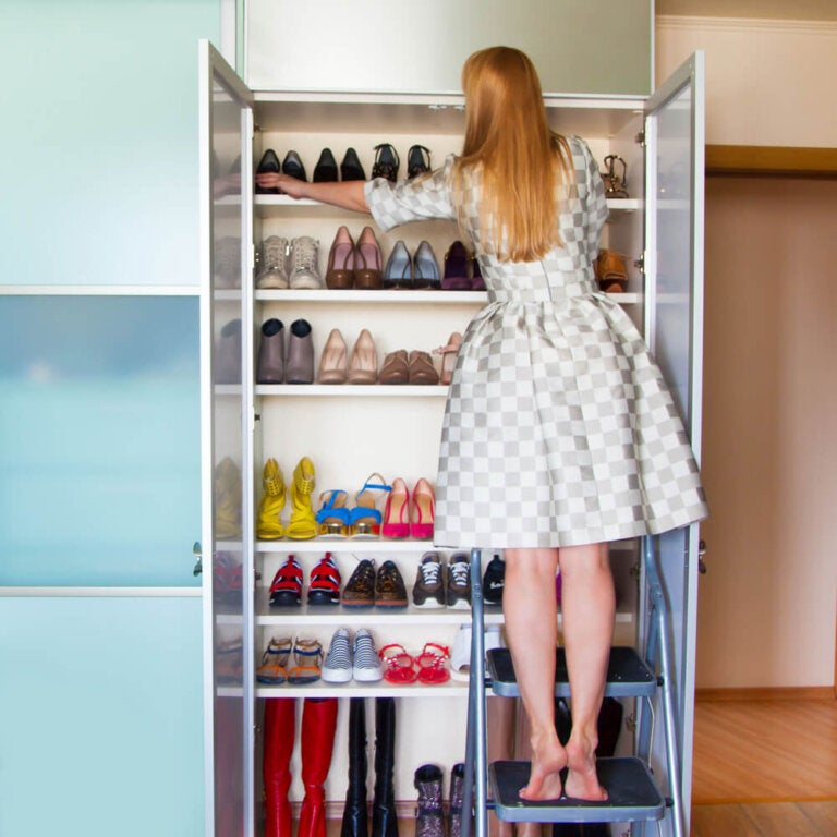 Solutions to Keep Your Shoes Organized