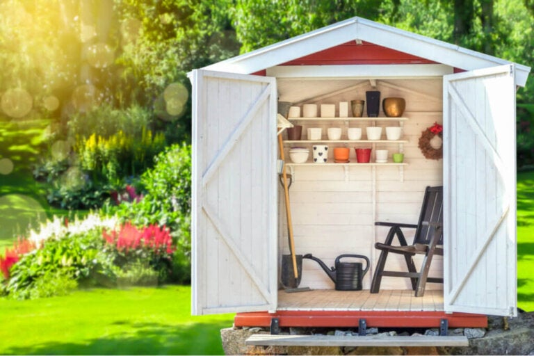 Where's The Best Place to Locate Your Storage Shed?
