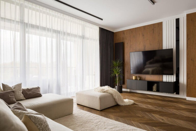The Ceiling and its Role in the Decoration of Your Living Room